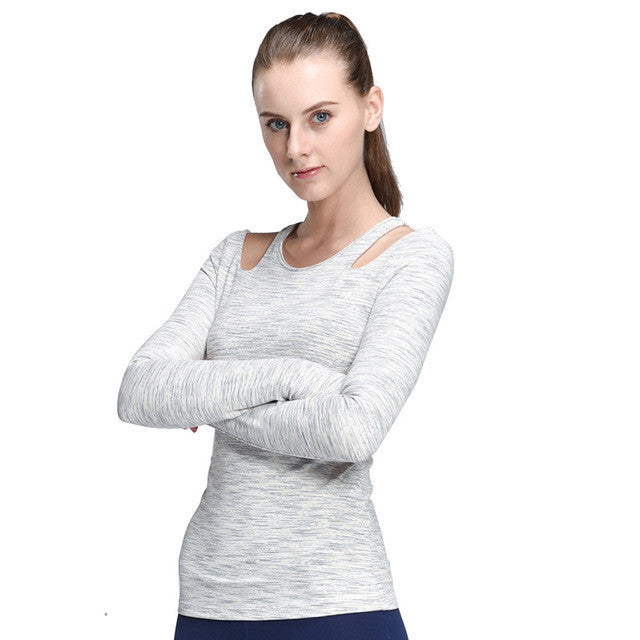 Grey Luna Snug Long Sleeve Top | Sedona Moonrise