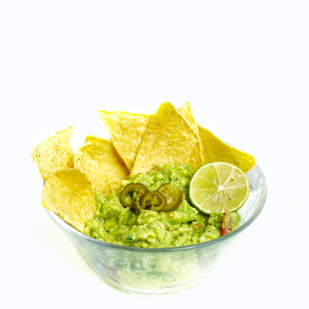 Guacamole with Cili Jeruk