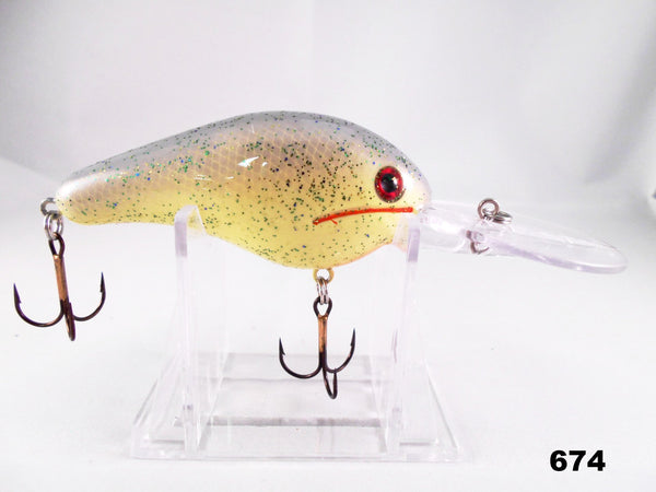 "The ""Weasel 20"" Crank Bait"