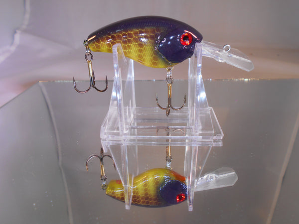 "The ""Weasel 10 Flat Daddy"" Crank Bait"