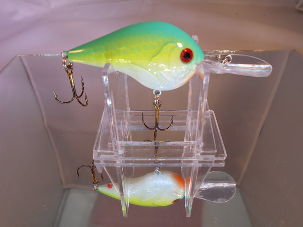 "The ""Weasel 10"" Crank Bait"