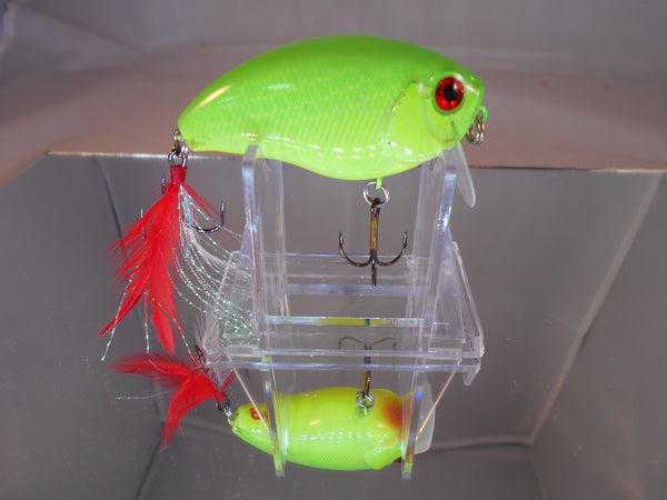 "The ""Weasel Waker"" Wake Bait"
