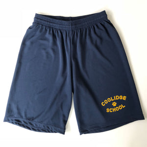 Coolidge Youth Mesh Sport Shorts