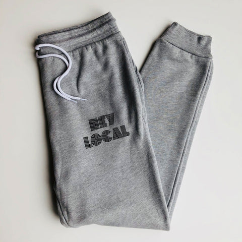 Hey Local Grey Sweatpants