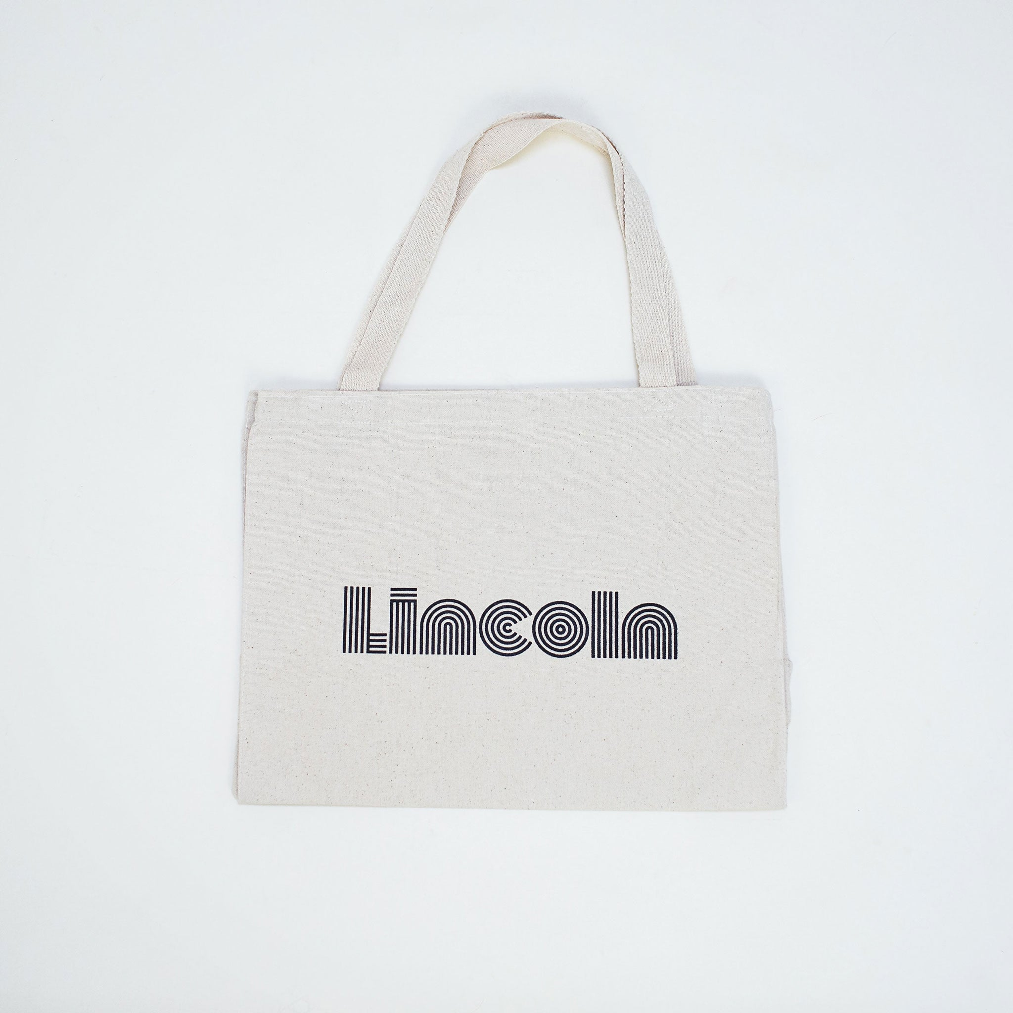 Lincoln Canvas Tote