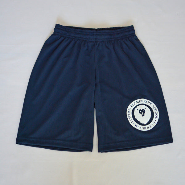 Lincoln Youth Mesh Sport Shorts