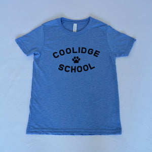 Coolidge Youth Retro Tee