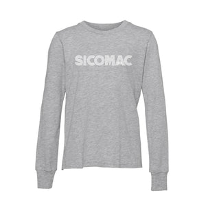 Sicomac Adult Unisex Long Sleeve Tee
