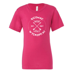 Sicomac Adult Berry Tee