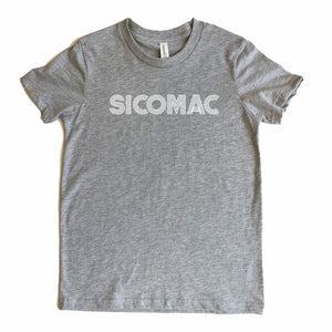 Sicomac Adult Unisex Short Sleeve Tee