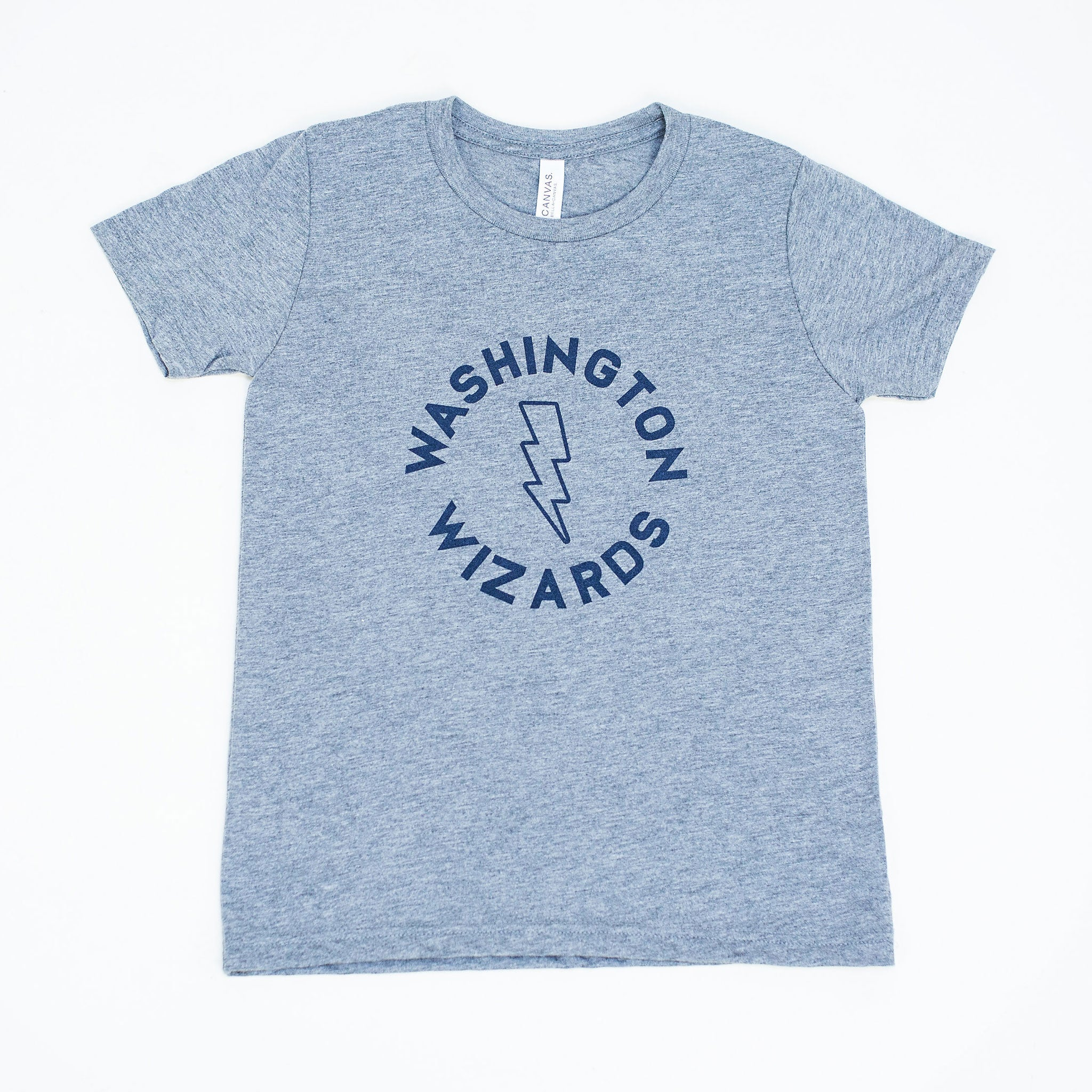 Washington Youth S/S Lightening Bolt Tee