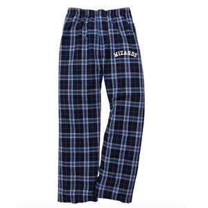 Washington Pajama Pants - Navy/Columbia Plaid
