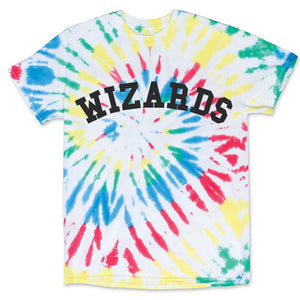 Washington Youth Wizards Tie Dye Tee - Tiger Claw