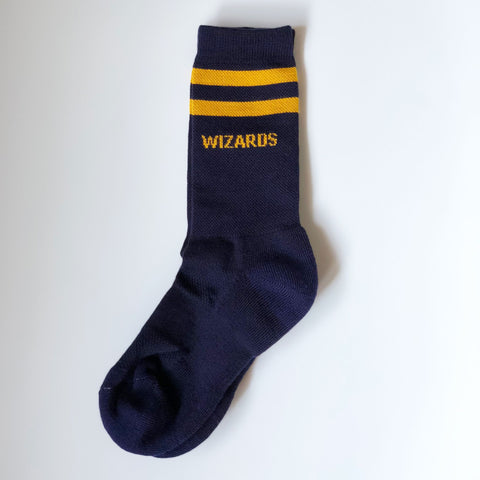 Washington Wizards Crew Sock