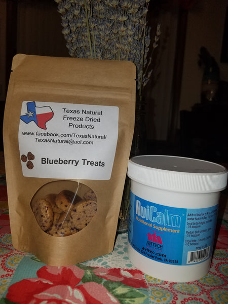 Texas Natural Freeze Dried Products