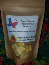 Freeze Dried Tropical Fruit Blend
