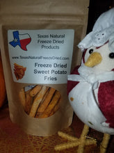 Freeze Dried Sweet Potato Fries