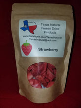 Freeze Dried Sliced Strawberries