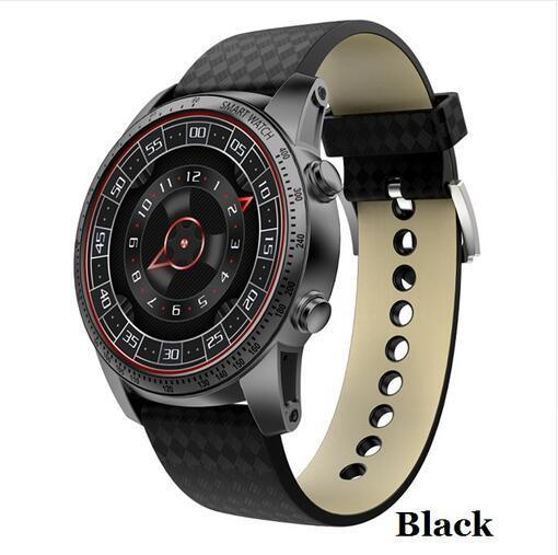 Grand Happy Store Black Original  Android 5.1 Smart Watch, Bluetooth, WIFI