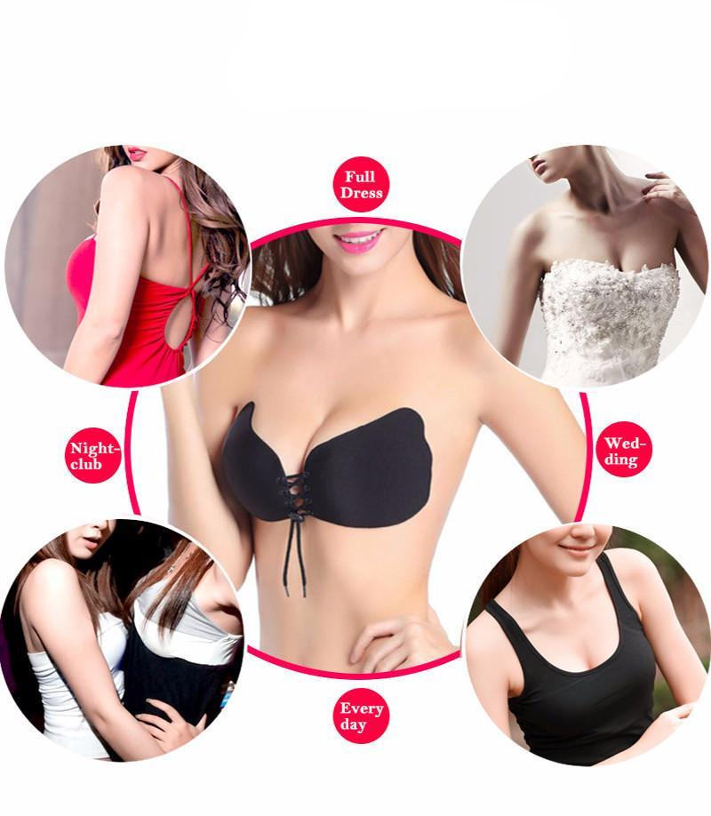 Grand Happy Store Lifty® - Miraculous Stay-Up Strapless Extreme Lift Bra by Focallure™