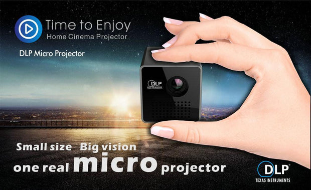 Grand Happy Store MINI PROJECTOR 1080P HD