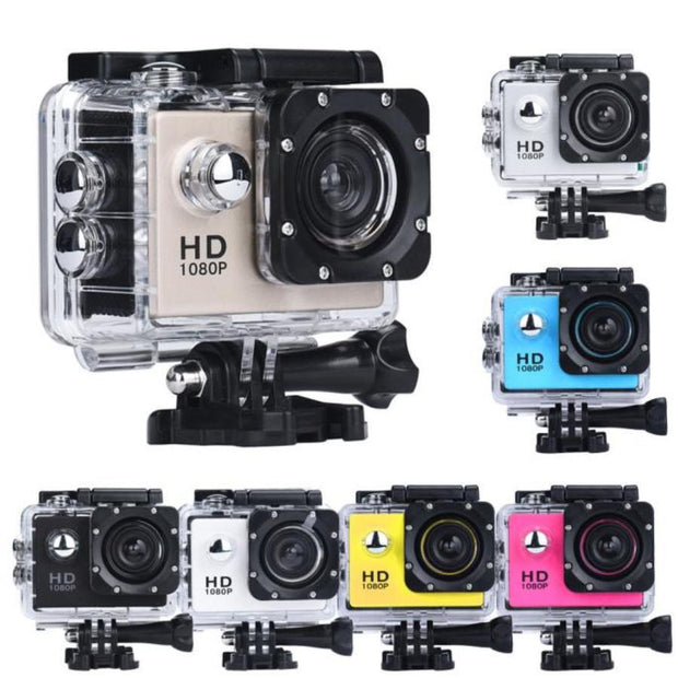 Grand Happy Store Ultra HD 4K Action Cam