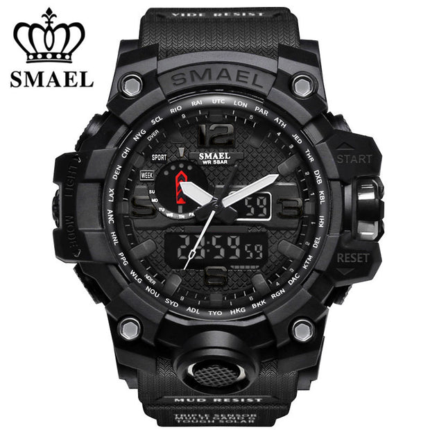 Indestructible Military Men's Watch - Grand Happy Store