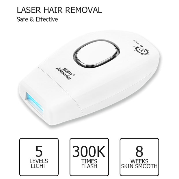 Permanent Laser Hair Removal Machine - Grand Happy Store