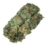Hunting Military Camouflage Net Woodland Army training Camo netting Car Covers Tent Shade Camping Sun Shelter