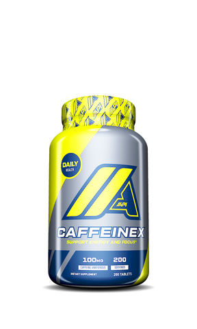 CaffeineX | PURE ENERGY FOR ATHLETES