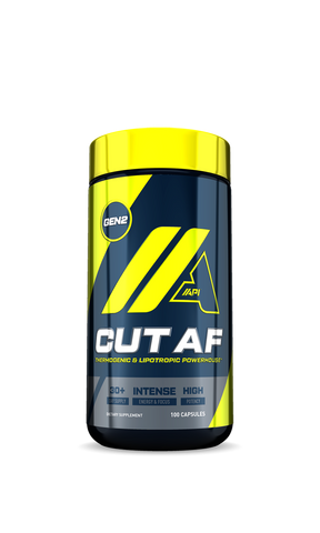 Cut AF Gen2 | Thermogenic & Lipotropic Powerhouse