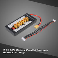 XT60 Plug Parallel Charging Board