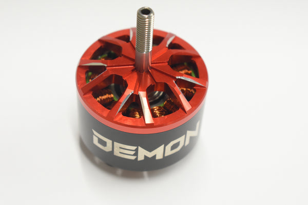 Demon Power Systems Omen Series motor and Demon LS1 32bit 100 amp esc Combo