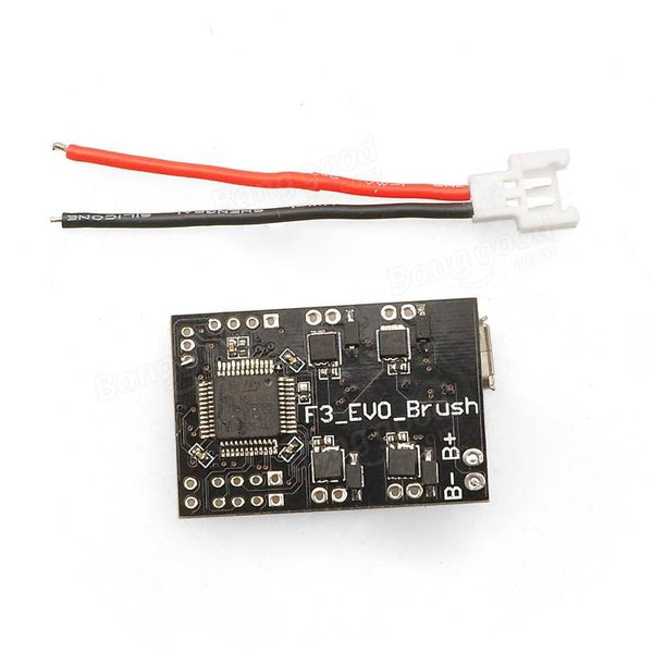 RJX Brushed F3 Evo Flight controller