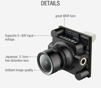 Foxeer Arrow Micro Pro  FPV 600TVL Camera Built-in OSD