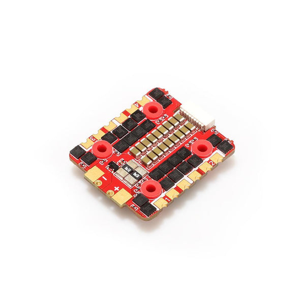 HGLRC Zeus 4in1 45A 3-6S BLHeli32 4in1 ESC 20x20mm for FPV Racing Drone