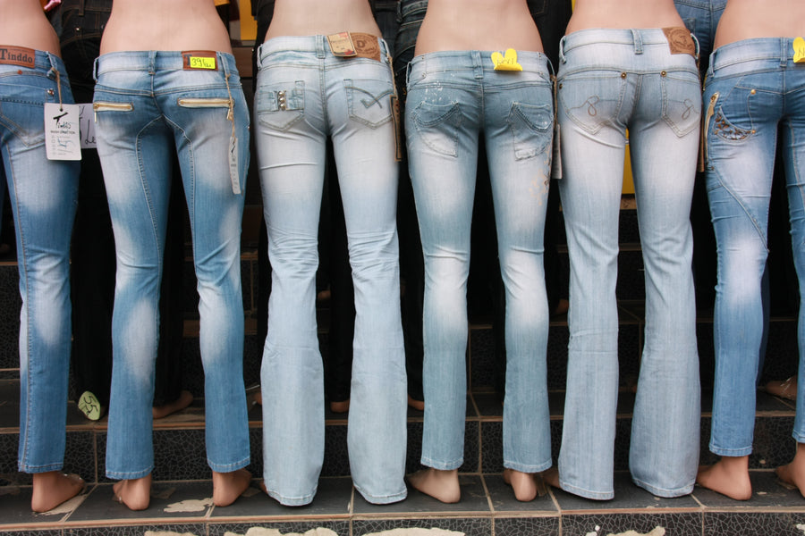 10 Types of Jeans