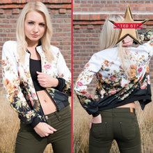 3D Printed Flower Fashion Jacket - Rated Star