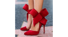 Bow Tie Butterfly Pumps (More Colors Available) - Rated Star