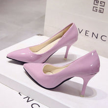 Pointed Toe Heels (More Colors Available)