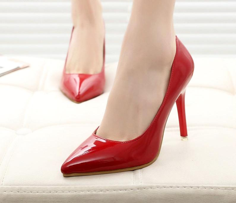Pointed Toe Heels (More Colors Available) - Rated Star