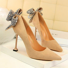 Malisa Bow Heels (More Colors Available) - Rated Star