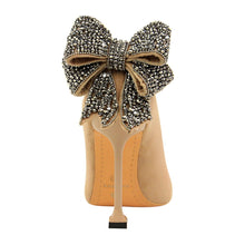 Malisa Bow Heels (More Colors Available)