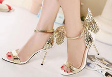 Butterfly Wing Heels (More Colors Available) - Rated Star