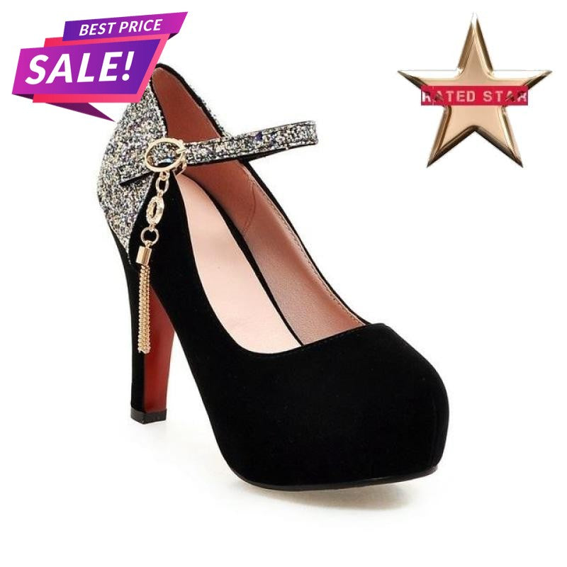 Classic High Heels (More Colors Available) - Rated Star