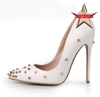 Lana Spike Heels (More Colors Available) - Rated Star