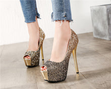 Glitter High Heels (More Colors Available) - Rated Star