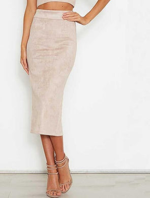 High Waist Skirt - Rated Star