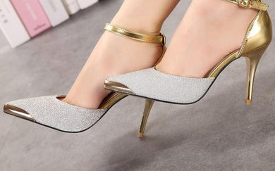 Glitter Heels (More Colors Available)