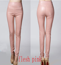 Faux Leather High Waist Pants (More Colors Available)